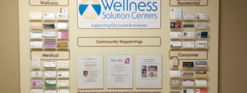 Wellness Solutions Center Community Board